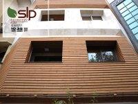 نمای چوب امیرآباد