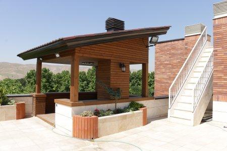 طراحی نمای داخلی و خارجی سازه با ترموود