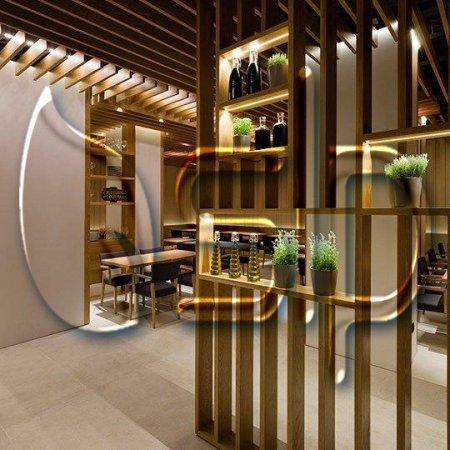 طراحی چوب نما در دکوراسیون داخلی