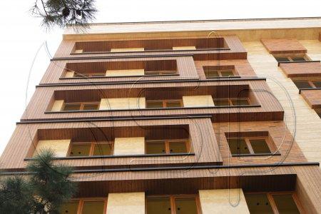 مقدمهای بر نمای چوبی ساختمان