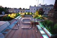9نمونه طراحی جالب روف گاردن در سراسر جهان